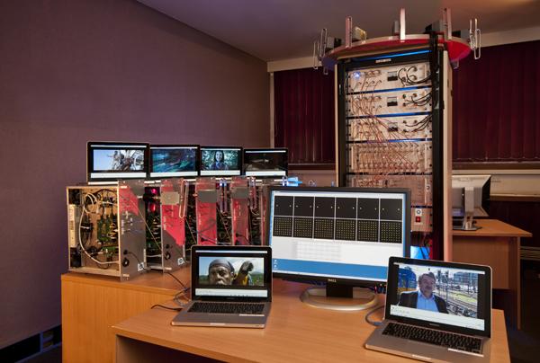 CSIRO's Ngara system