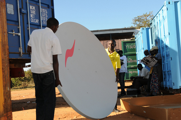 Computer Aid International's ZubaBox