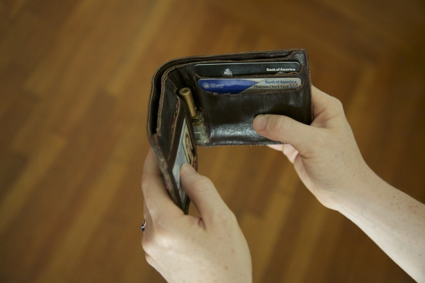 Proverbial wallets Mother Bear wallet