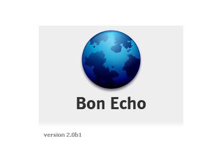 Firefox 2 (Bon Echo) beta 1