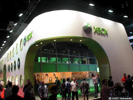 Xbox pavilion