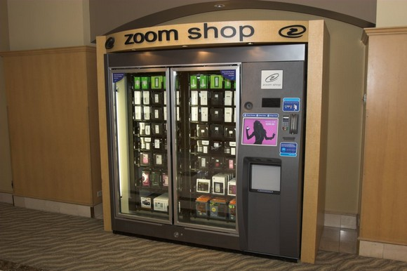iPod vending machine from Zoom Systems ( of 20)
