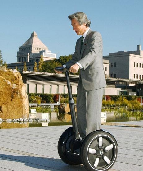 Prime Minister Junichiro Koizumi