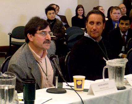 David Epstein and Claudio Chiuchiarelli