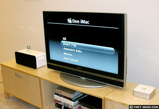 Mac Mini, iPod Hi-Fi