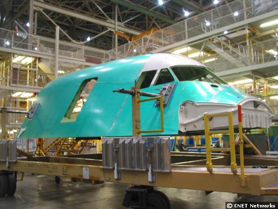 747 Cab Part Side