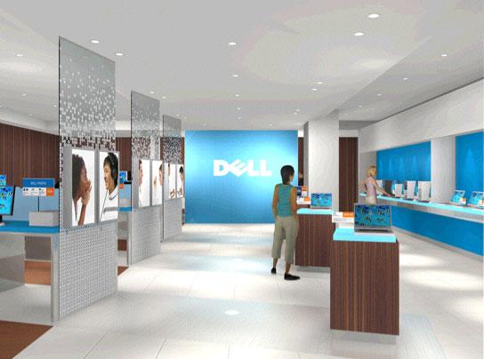 Dell store prototype