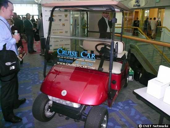 Cruise Cart