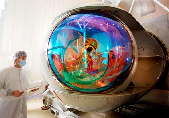 ABL - Turret Ball Conformal Window