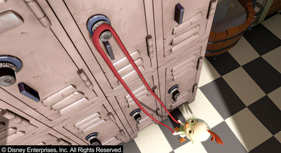 Images: 3D goes digital with Disney