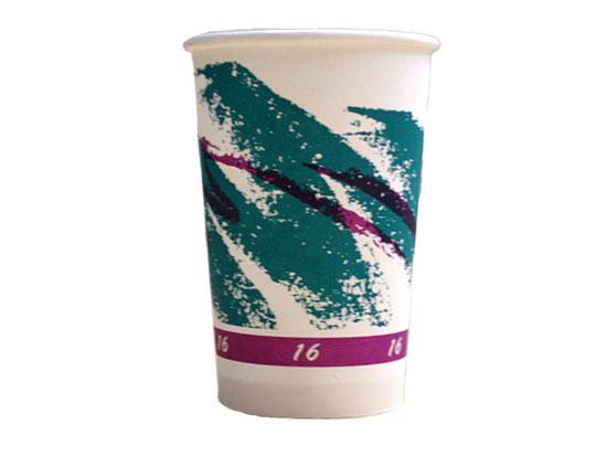 Cereplast cup