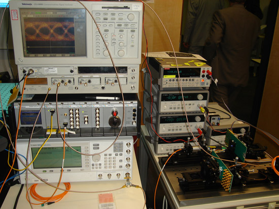 Multichannel signaling addresses the input-output bottleneck