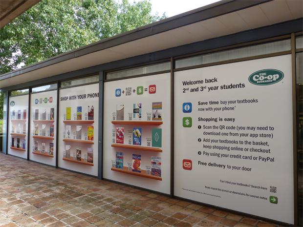 Virtual bookshop