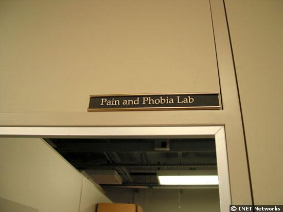 Pain and Phobia