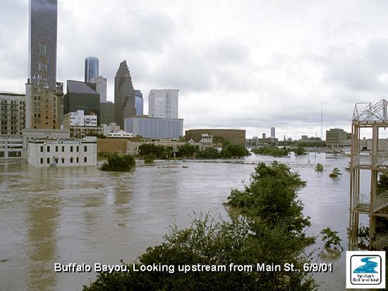 Inland flooding