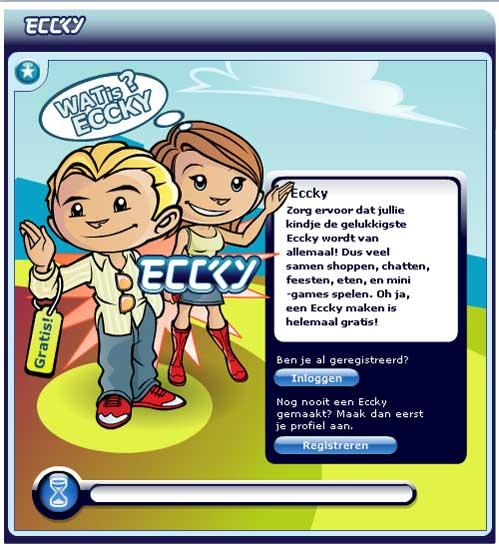 Eccky Web site
