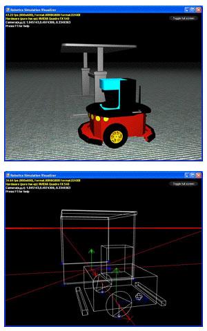Modular robot base