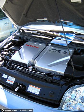 FCX fuel cells