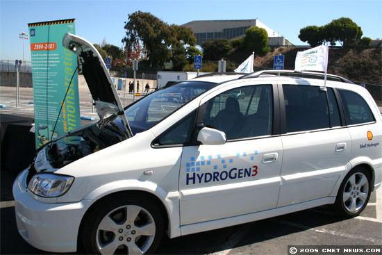 GM's Hydrogen 3