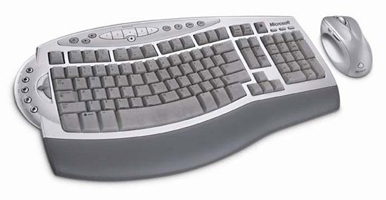 Wireless Laser Desktop 6000