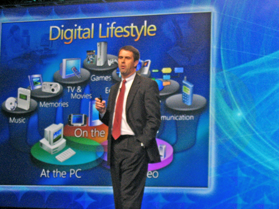 Microsoft IPTV president