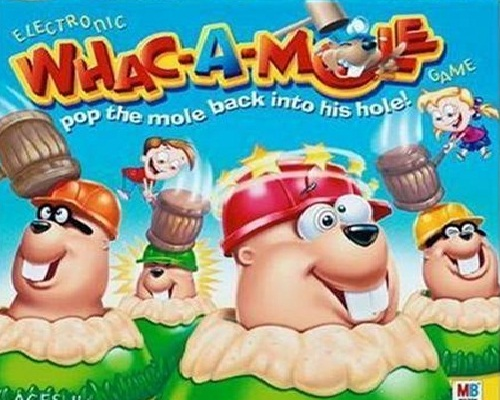 Whac-a-Mole image
