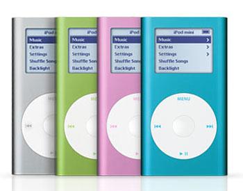 iPod Minis