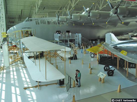 Large Spruce Goose