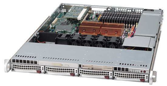 SuperServer 6015B-8+/T+