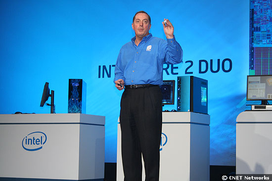 Core 2 Duo processor