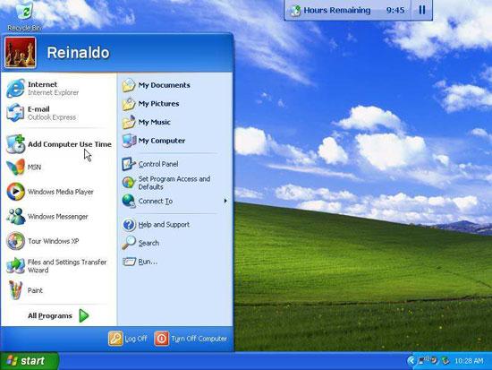 FlexGo screenshot