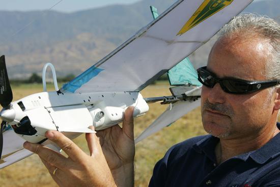 SkySeer drone