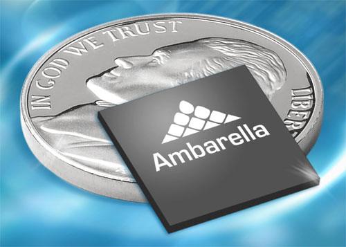 Ambarella's chip