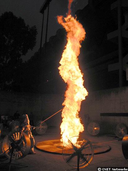 """""""Fire Vortex"""""""