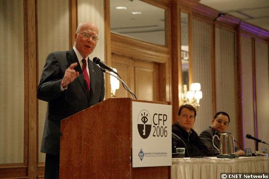 Sen. Patrick Leahy warns of growing electronic surveillance