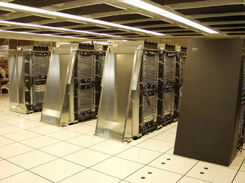 The world's fastest supercomputer
