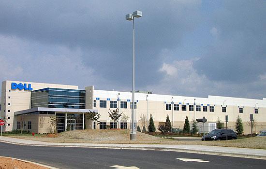 New Dell plant