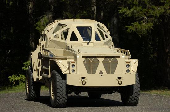 Ultra Armored Patrol Vehicle