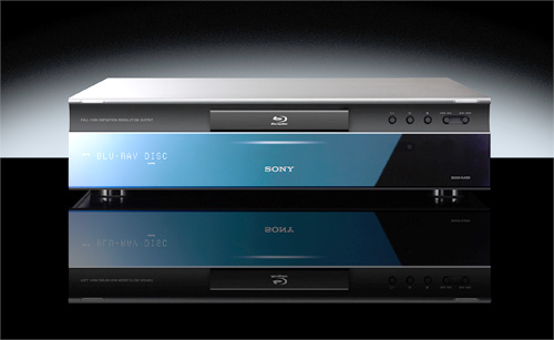 Sony Blu-ray DVD player