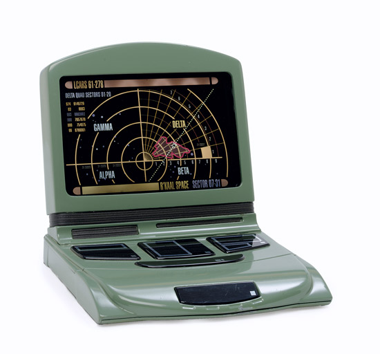 Voyager computer