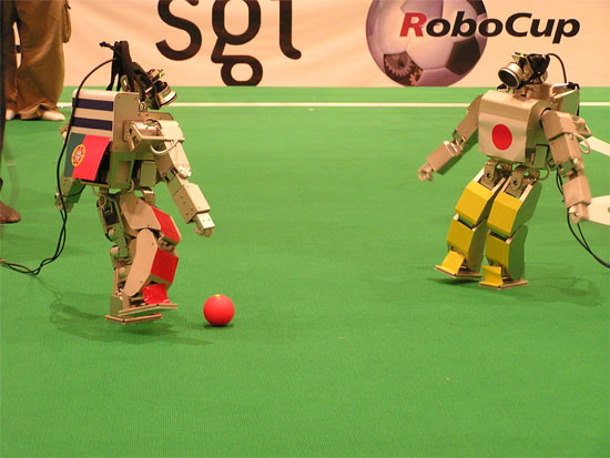 RoboCup in Bremen
