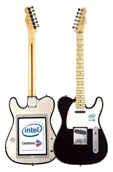 intel/fender telecaster front
