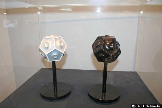 JVC sphere speaker