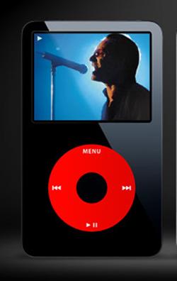 U2 iPod front