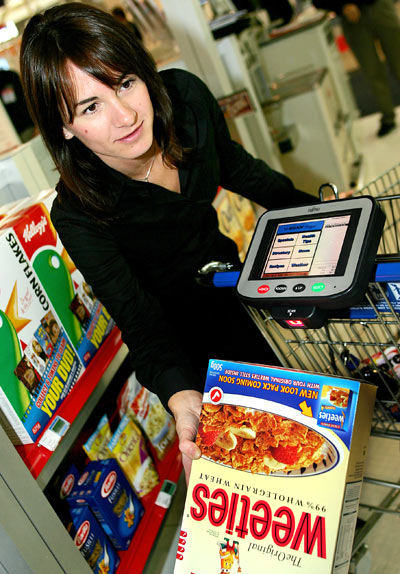 U-Scan Shopper