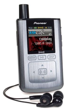 Pioneer Inno (XM)