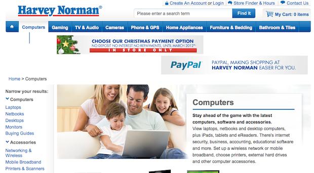 Harvey Norman Online