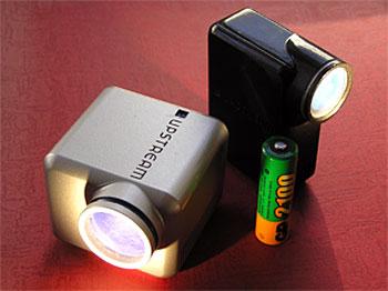 Upstream's prototype designs