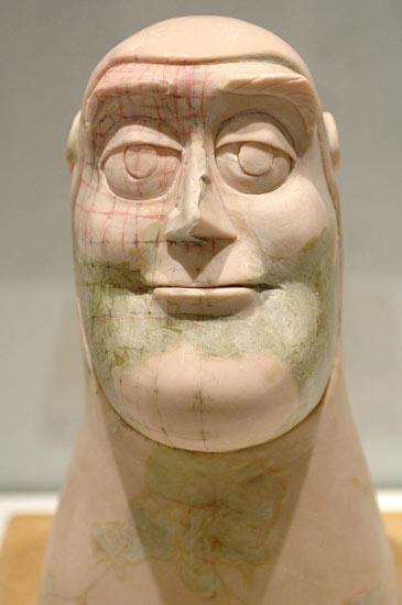 Buzz Lightyear sculpture