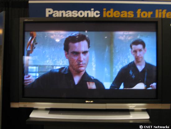 Panasonic's 65-inch HDTV